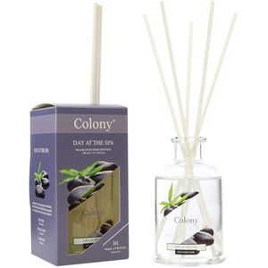 Wax Lyrical Colony Reed Diffuser 200ml - Day at the Spa
