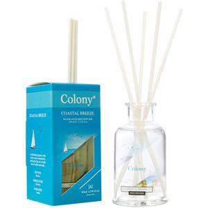 Wax Lyrical Colony Reed Diffuser 100ml - Coastal Breeze