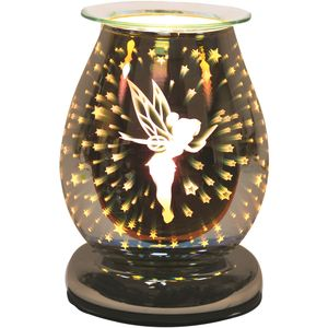 Aroma Electric Wax Melt Burner Touch - 3D Fairy