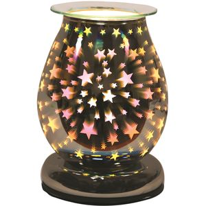 Aroma Electric Wax Melt Burner Touch - 3D Star