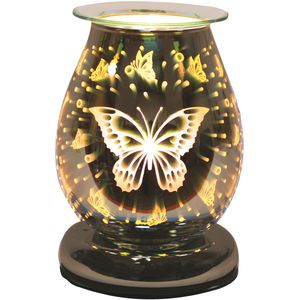 Aroma Electric Wax Melt Burner Touch - 3D Butterfly