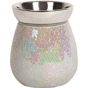 Aroma Electric Wax Melt Burner - Pearl Crackle
