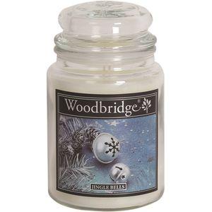 Woodbridge Large Scented Candle Jar - Jingle Bells