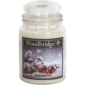 Woodbridge Large Scented Candle Jar - Tis The Season