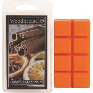 Woodbridge Scented Wax Melts - Orange Cinnamon