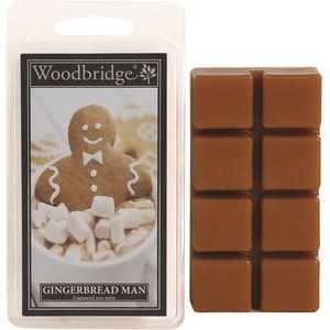 Woodbridge Scented Wax Melts - Gingerbread Man