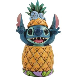 Disney Traditions Pineapple Pal (Stitch in a Pineapple) Figurine