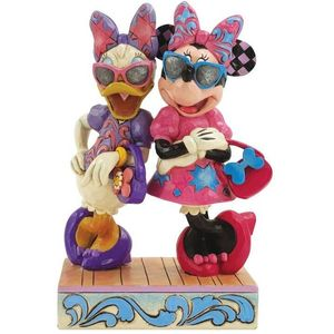 Disney Traditions Fashionable Friends (Minnie Mouse & Daisy Duck) Figurine