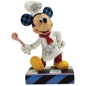 Disney Traditions Bon Apptit (Chef Mickey Mouse) Figurine