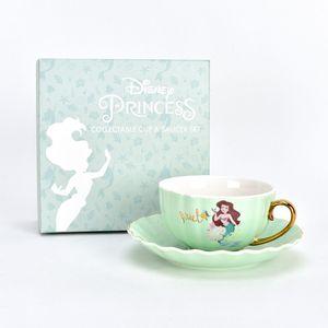 Disney Collectable Pastel Princess Cup & Saucer Set - Ariel