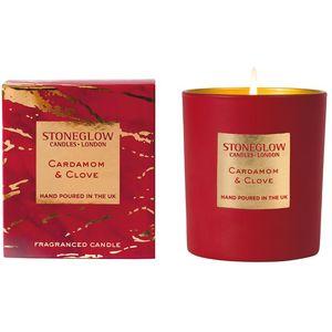Stoneglow Candles Luna Tumbler Candle - Cardamom & Clove