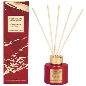 Stoneglow Candles Reed Diffuser 120ml - Luna Cardamom & Clove
