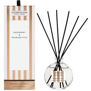 Stoneglow Candles Modern Classics Reed Diffuser - Raspberry & Rhubarb Fizz