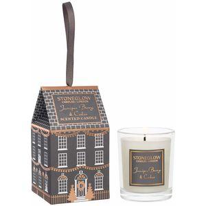 Stoneglow Candles Seasonal Votive Candle - Juniper Berry & Cedar