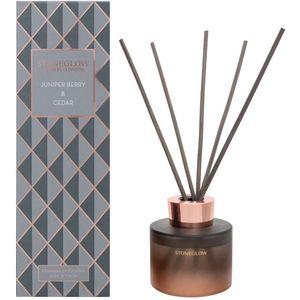 Stoneglow Candles Seasonal Reed Diffuser - Juniper Berry & Cedar
