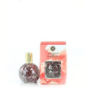 Ashleigh & Burwood Life in Bloom Premium Fragrance Lamp - Red