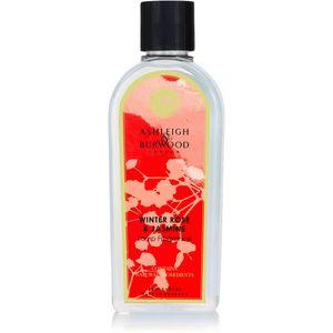 Ashleigh & Burwood Life in Bloom Lamp Fragrance 500ml - Winter Rose & Jasmine