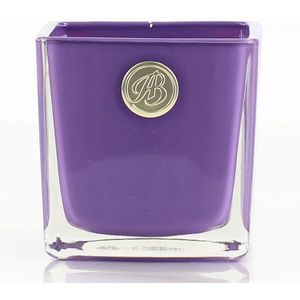 Ashleigh & Burwood Life in Bloom Scented Jar Candle - Plum Blossom & Pomegranate