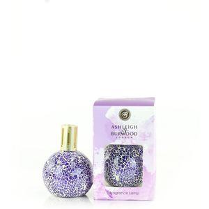 Ashleigh & Burwood Life in Bloom Premium Fragrance Lamp - Purple