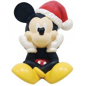 Disney Christmas Mickey Mouse Figurine