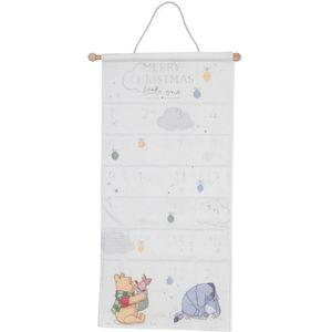 Disney Magical Beginnings Fabric Advent Calendar - Winnie the Pooh & Friends