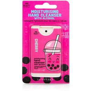 Mad Beauty Bubbly Jubbly Hand Cleanser Spray - Cherry