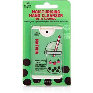 Mad Beauty Bubbly Jubbly Hand Cleanser Spray - Matcha
