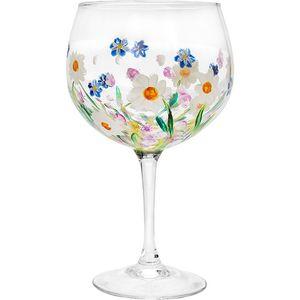 Flower Gin Copa Glass - Dainty Daisy