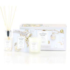 Ashleigh & Burwood Scented Home Christmas Gift Set - White Christmas