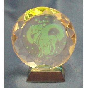 Zodiac Star Sign Crystal - Aries