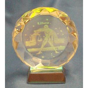 Zodiac Star Sign Crystal - Libra