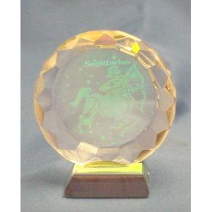 Zodiac Star Sign Crystal - Sagittarius