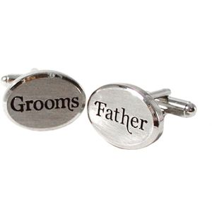 Grooms Father Cufflinks