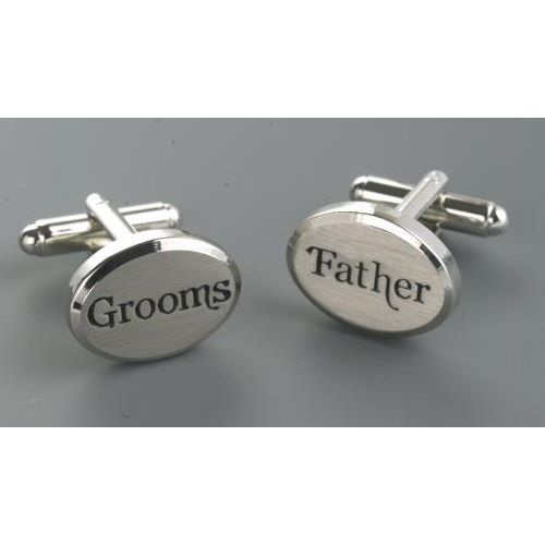 Grooms Father Cufflinks