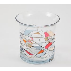 Star Glass Mosaic Collection - Ice Bucket