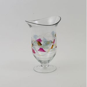 Star Glass Mosaic Collection - Victoria Vase
