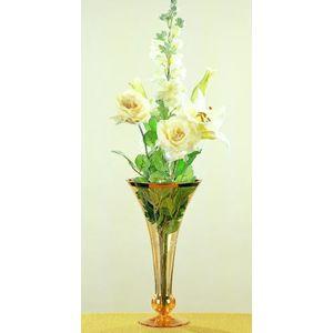 Wax Lyrical Tall Gold Lustre Vase