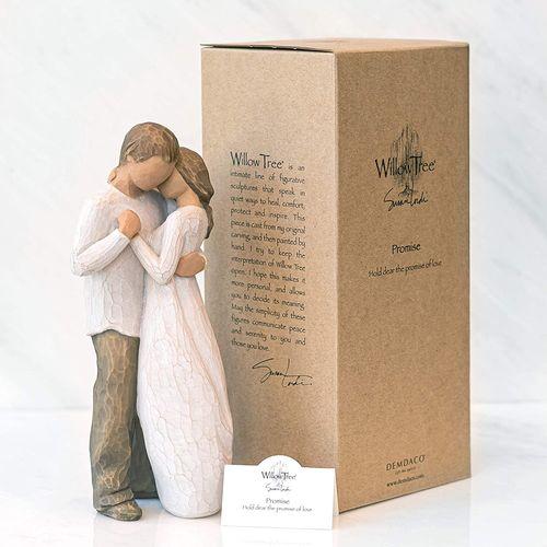 Willow Tree Promise Figurine 26121