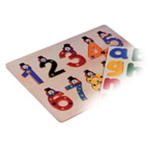 Clowns Number Puzzle