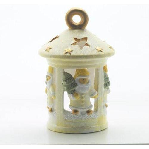 Tealight Lantern - Santa Design