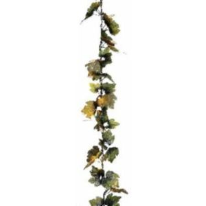 Party Lights - Flower Chain Spring Leaves 40 Flowers Indoor/Outdoor