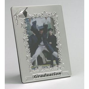 "Graduation Photo Frame 4x6"""