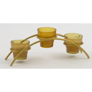 Wax Lyrical Colonial Candle Bridge Tea Light Holder