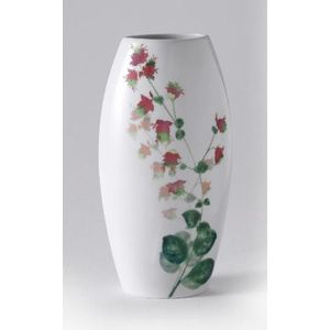 Royal Worcester Oval Vase 25.5cm