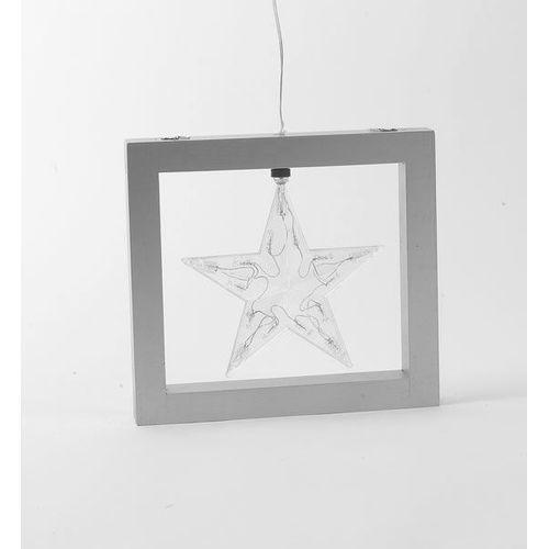 Noma Framed Illuminated Star