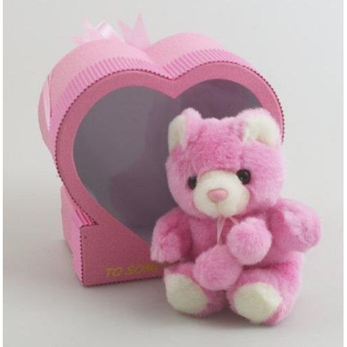 Someone Special Pink Teddy Bear