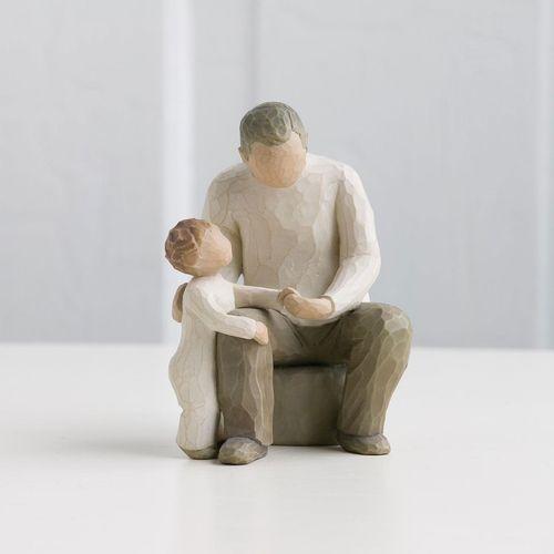 Willow Tree Grandfather Figurine 26058