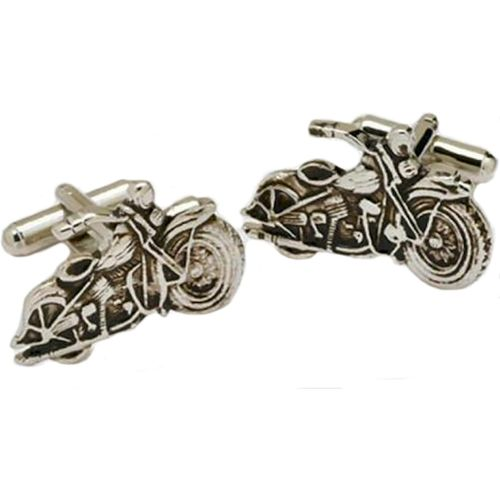 Harley style Bike Cufflinks