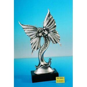 Eternal Love Silver Sculpture
