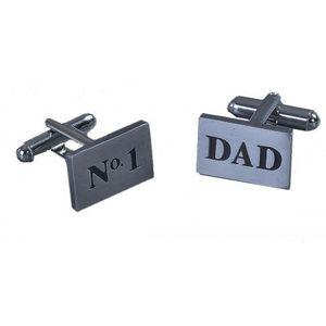 No1 Dad Cufflinks